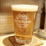BEER BOMB -