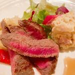 花菜座 - お肉