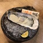 げんき - 替玉(阿南の生牡蠣)