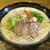 麺屋はやぶさ - 料理写真:豊潤はやぶさ メガ盛り 1,290円(税込)。     2020.12.17