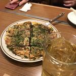 ふみちゃん - ねぎ焼き