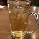 ふみちゃん - 緑茶ハイ
