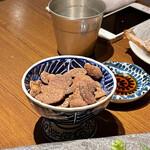 野崎屋 - 黒糖そら豆