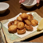 野崎屋 - 生蛸の唐揚