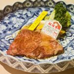 142917883 - 松阪牛ステーキ サーロイン120g(5,000円)