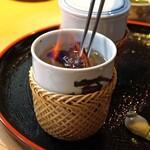 ふぐ 福治 - 河豚のひれ酒