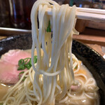ラーメンBAR やきそばー HIT - 麺
