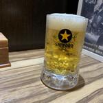 博多荘 - 生ビール