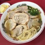 赤谷ラーメン - 料理写真: