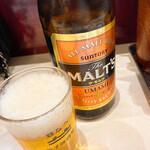 142926376 - 【瓶ビール \520】
