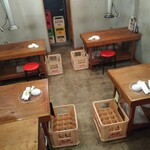 岩崎塾 - 野田店:テーブル席2