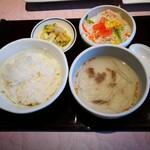 焼肉 徳寿 - 定食セット
