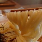 マルヨシ製麺所 - うどんリフト