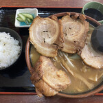 らーめんのはしもと - 料理写真: