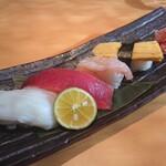 ご馳走家 ゆたか - ゆたかの贅沢御膳、お寿司