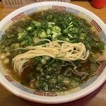 旭屋 - ストレート細麺