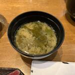 握りと串天ぷら 六 -
