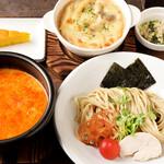 ヌードル 麺和 - ランチセット
