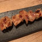 Sumiyakisousaitoriyahitomi - 京赤地鶏あつ皮