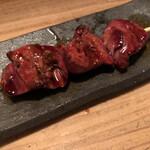 Sumiyakisousaitoriyahitomi - 京都地鶏きも