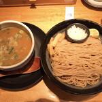 Menshoutakamatsu - つけ麺、大盛です。(2020.12 byジプシーくん)