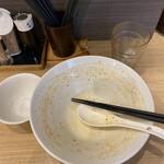 四川麻辣湯 東翔 - ライス追加180円