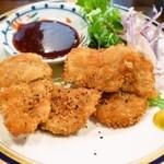 焼きもんや菜's - 2012.4.7やわらかヒレカツ
