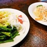 焼きもんや菜's - 2012.5.26の野菜