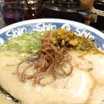hakatara-menshinshin - キクラゲはデフォです。