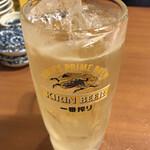 大旦那 - ハイボール 330円