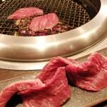 焼肉 有牛 - ハラミ