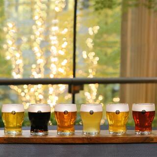 【樽生で楽しめる】COEDOビール、6種全てをラインナップ。