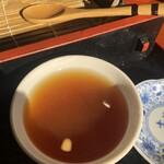 そば処 西浦屋 - 蕎麦湯イン
