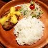 びっくりドンキー - 料理写真:チーズバーグディッシュ150g(小盛) 718円
