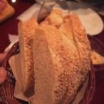 グスタヴォ - 白ゴマのパン