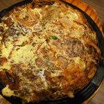 韓国料理 ビビム - プルコギチヂミハーフ