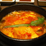 韓国料理 ビビム - チーズスンドゥブ