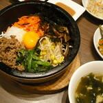 韓国料理 ビビム - 石焼ビビンバ