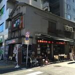 142975709 - 門前仲町バス停付近