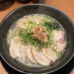 がんちゃん - 料理写真:チャーシュー麺♪