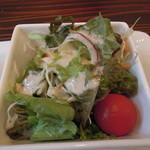 カフェグレンミスト - サラダ