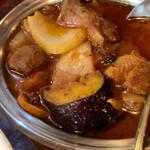マイティガル - チキンとゴロゴロ野菜