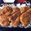 いな垣 - 料理写真:ヒレソースカツ丼