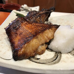 Uotake - 金目鯛の幽庵焼き(税込み1000円)