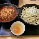 柳家 - 甘辛つけ麺