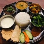 Nepal in Sonamu -