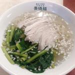 Keitokuchin - 鶏そば