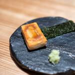 兎屋 - カラスミ餃子