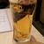 備長炭火焼鳥 カドクラ商店 - 生ビールで乾杯