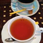 ダイニングバー トコトコ - 珈琲、紅茶
